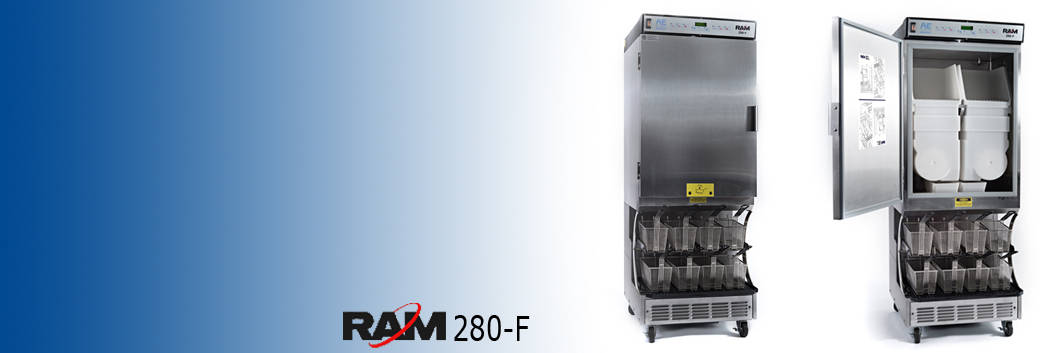 Photo Of RAM Fry Dispenser Equipment - Automated Equipment LLC
